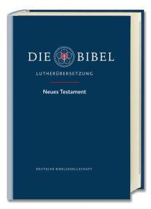 Neues Testament der Lutherbibel revidiert 2017 Großdruck