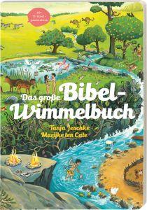 Das große Bibel-Wimmelbuch Jeschke, Tanja 9783438040954