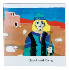 David wird König Haug, Hellmut 9783438041647