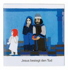 Jesus besiegt den Tod Haug, Hellmut 9783438041678