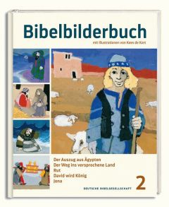Bibelbilderbuch 2 Haug, Hellmut 9783438046529