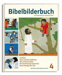 Bibelbilderbuch 4 Haug, Hellmut 9783438046543
