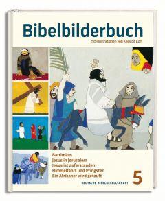 Bibelbilderbuch 5 Haug, Hellmut 9783438046550