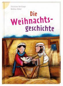 Die Weihnachtsgeschichte Herrlinger, Christiane 9783438047250