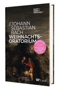 Johann Sebastian Bach, Weihnachtsoratorium Bey, Henning/Walter, Meinrad 9783438048417