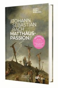 Cover 9783438048431 Johann Sebastian Bach - Matthäus-Passion
