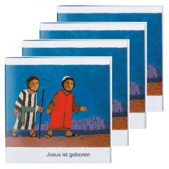 Jesus ist geboren (4er-Pack) Kees de Kort 9783438049100