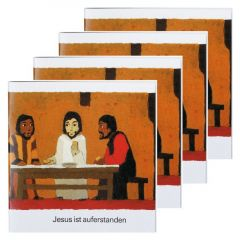 Jesus ist auferstanden (4er-Pack) Kees de Kort 9783438049148