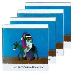 Der barmherzige Samariter (4er-Pack) Kees de Kort 9783438049162