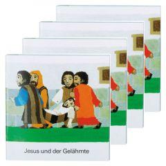 Jesus und der Gelähmte (4er-Pack) Kees de Kort 9783438049179