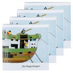 Der Regenbogen (4er-Pack) Kees de Kort 9783438049285