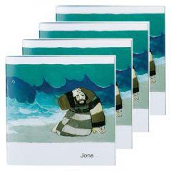Jona (4er-Pack) Kees de Kort 9783438049292