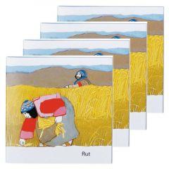 Rut (4er-Pack) Kees de Kort 9783438049339