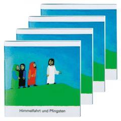 Himmelfahrt und Pfingsten (4er-Pack) Kees de Kort 9783438049353