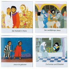 Was uns die Bibel erzählt - Paket NT 1 Haug, Hellmut 9783438049414