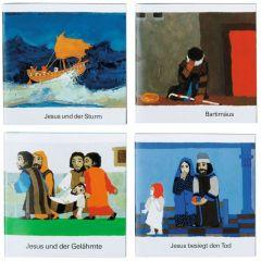 Was uns die Bibel erzählt - Paket NT 2 Haug, Hellmut 9783438049421