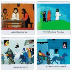 Was uns die Bibel erzählt - Paket NT 4 Haug, Hellmut 9783438049445