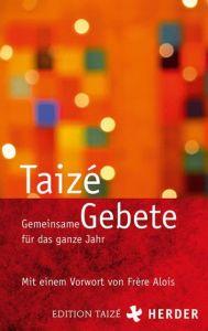 Taizé Gebete Communauté von Taizé 9783451032295