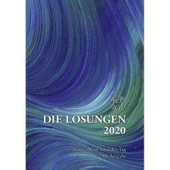 Die Losungen 2020 Geschenkausgabe Normalschrift  9783724523321