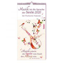 Musik ist die Sprache der Seele 2020  9783746253305