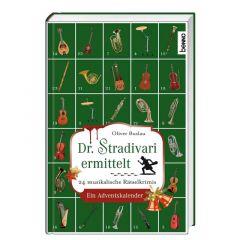 Dr. Stradivari ermittelt Buslau, Oliver 9783746254838
