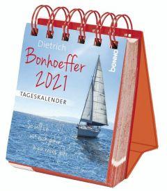 Dietrich Bonhoeffer-Tageskalender 2021 Bonhoeffer, Dietrich 9783746255194