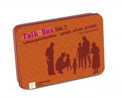 Talk-Box - Lebensgeschichten - gelebt, erlebt, erzählt Ruhe, Hans Georg 9783761560198