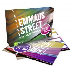 EMMAUS STREET - Deine Fragen zum Leben  9783761561201