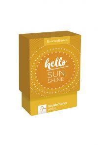 KostbarKarten: hello sunshine Andreas Sonnhüter 9783761564806