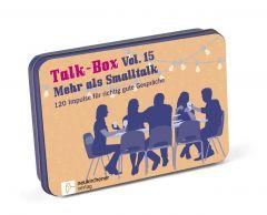 Talk-Box - Mehr als Smalltalk Filker, Claudia/Schott, Hanna 9783761565896