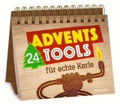 24 Advents-Tools für echte Kerle Maul, Jonathan 9783765531705
