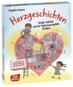 Herzgeschichten Grubert, Angelika 9783769824995