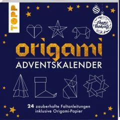 Origami Adventskalender  9783772445071