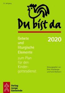 Cover Du bist da 2020