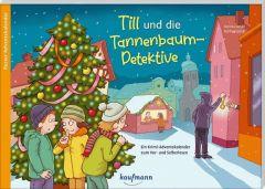Till und die Tannenbaum-Detektive Larsen, Monika 9783780609786