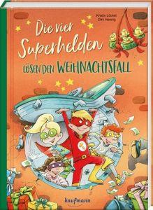 9783780663924 Die vier Superhelden lösen den Weihnachtsfall