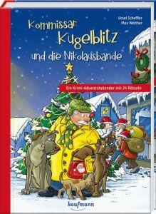 Kommissar Kugelblitz und die Nikolausbande Scheffler, Ursel 9783780663986