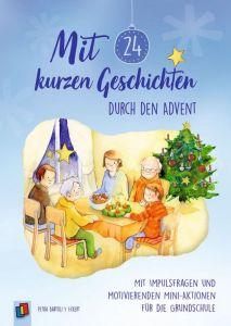 Mit 24 kurzen Geschichten durch den Advent