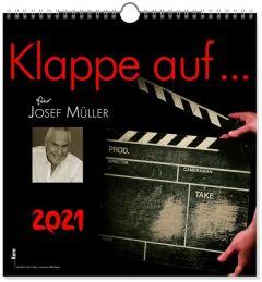 Klappe auf ... 2021 Müller, Josef 9783842970359