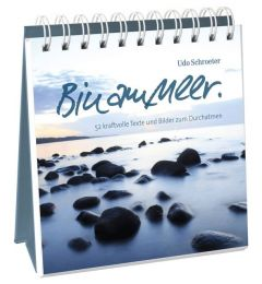 Bin am Meer Schroeter, Udo 9783863341732