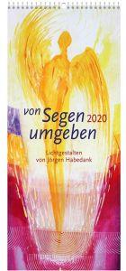 Von Segen umgeben 2020 Habedank, Jörgen 9783863342296