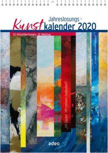 Jahreslosungs-Kunstkalender 2020  9783863342340