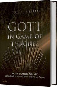 9783863342487 Gott in Game of Thrones