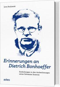 9783863342531 Erinnerungen an Dietrich Bonhoeffer