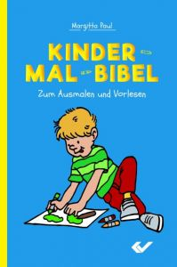 Kinder-Mal-Bibel Paul, Margitta 9783863537111