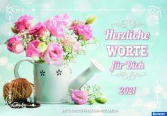 Herzliche Worte für Dich 2020  9783866032828