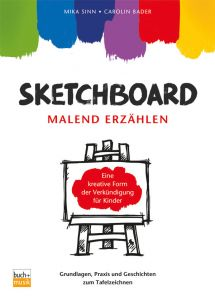 9783866871175 Sketchboard : malend erzählen
