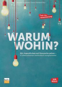 Cover Warum Wohin e-book