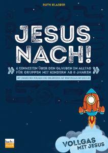 Cover Vollgas mit Jesus - Jesus nach! 9783866871953