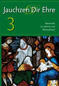Cover Jauchzen Dir Ehre 3
